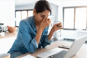 debt stress