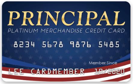 Principal Platinum Credit Card